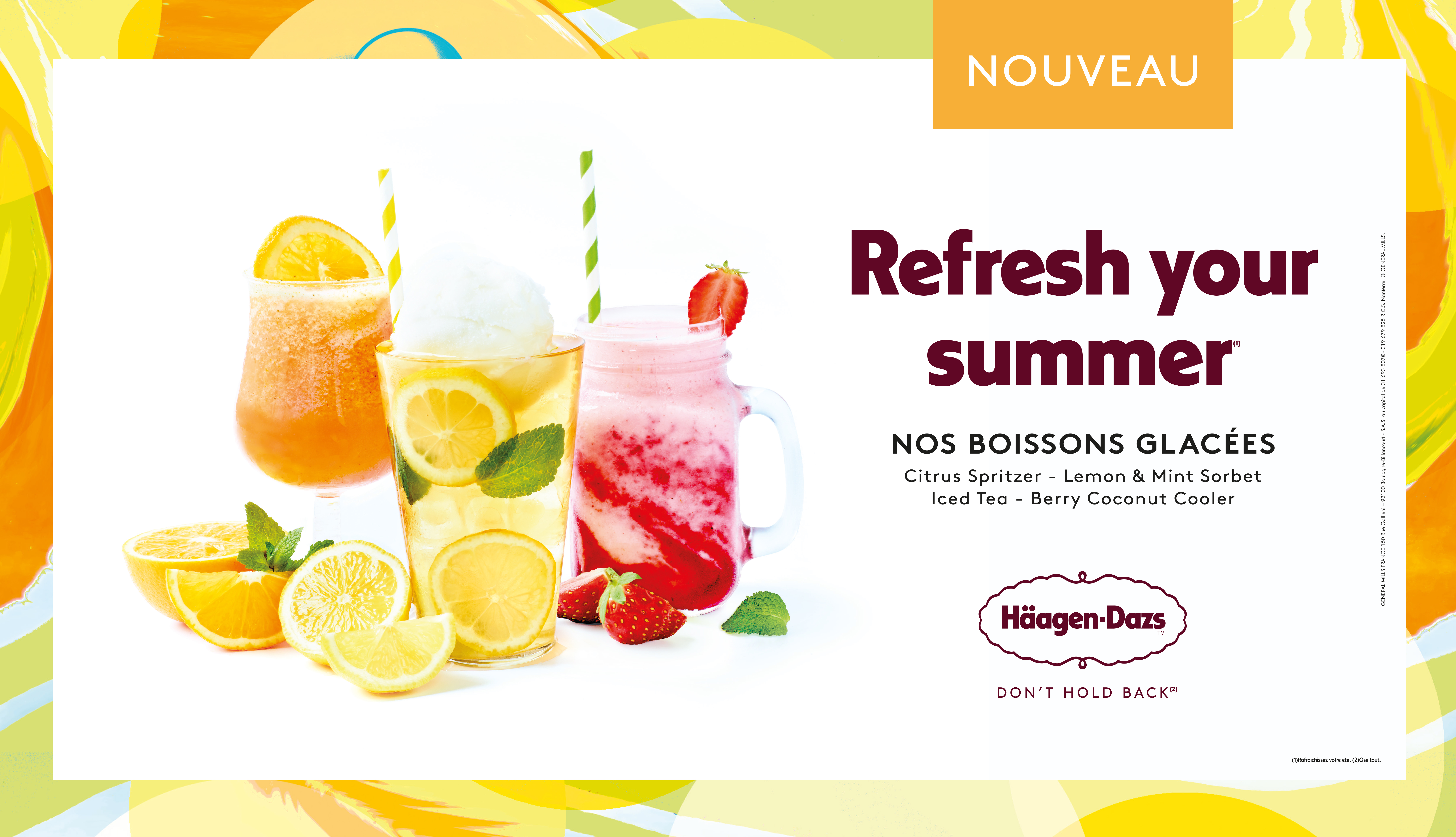 Time to Refresh your Summer