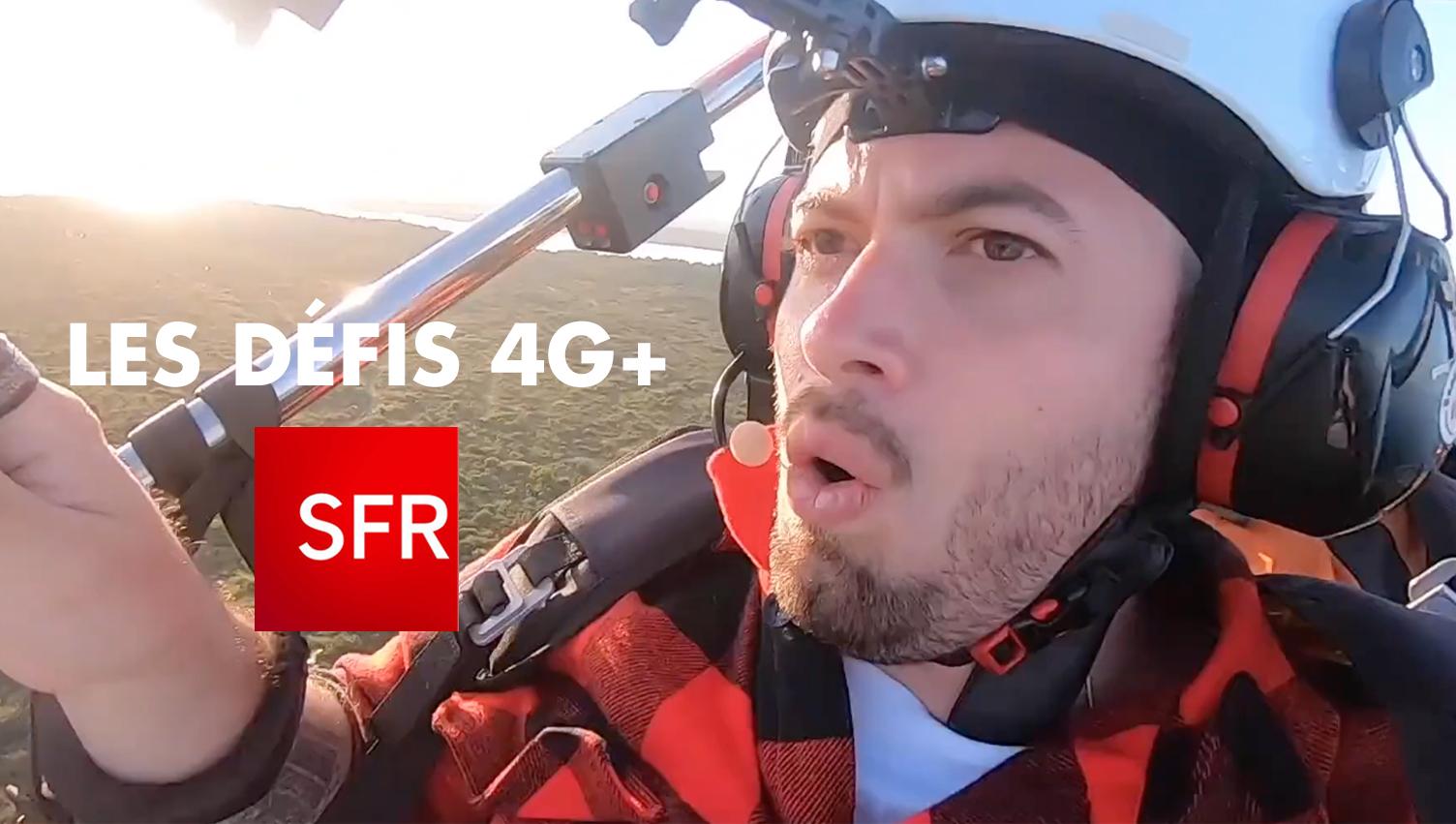 Les Défis 4G+ SFR